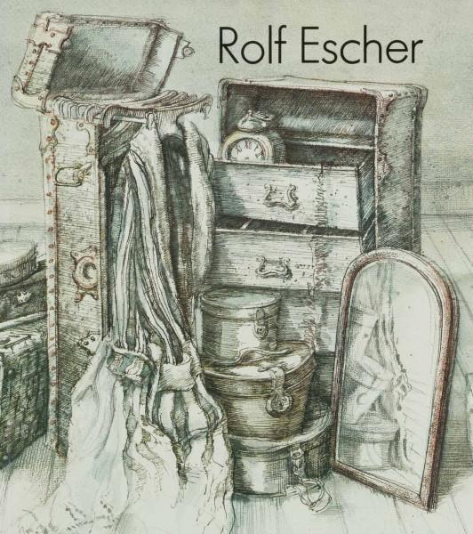 Rolf Escher. Zeichnungen, Radierungen, Lithographien 1980-1991