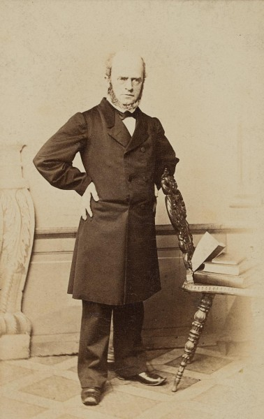 Adolf von Menzel, Porträt