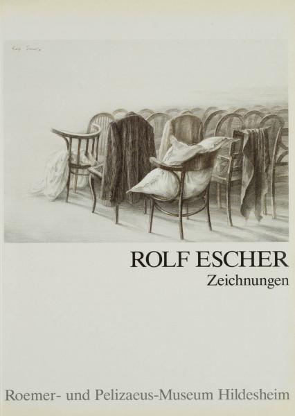 Rolf Escher. Zeichnungen