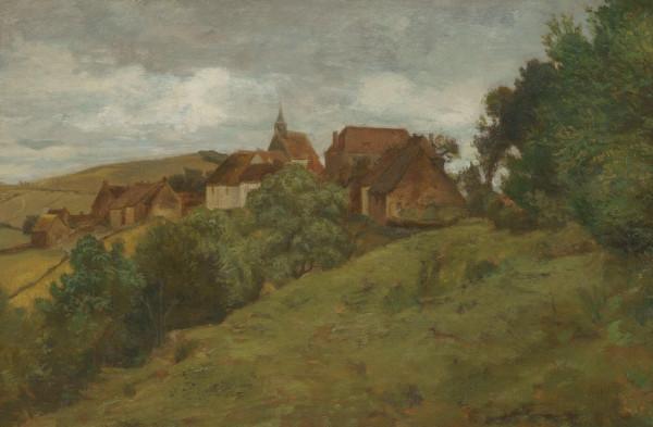 Saint André im Burgund