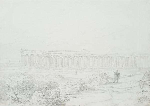 Heraion und Tempel des Poseidon in Paestum