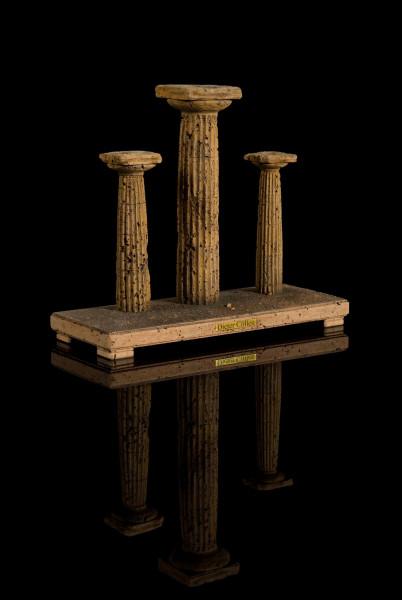 Die Drei Säulen von Paestum