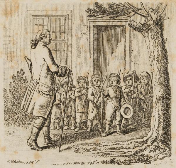Leopold und seine Spielkameraden treten an