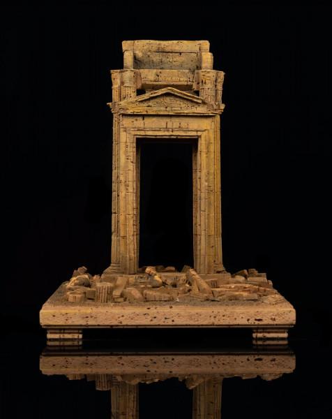 Portikus des Beltempels in Palmyra