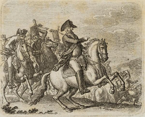 Ausmarsch der Preußischen Armee