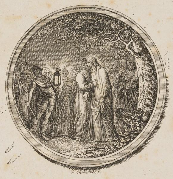 Verrat des Judas
