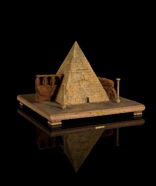 Cestius-Pyramide in Rom