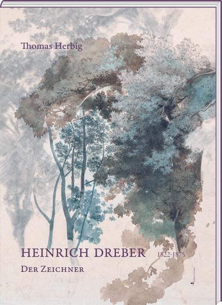 Heinrich Dreber. Der Zeichner