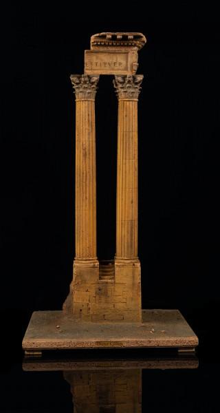 Tempel des Vespasian