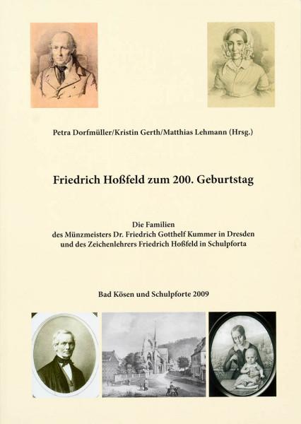 Friedrich Hoßfeld zum 200. Geburtstag