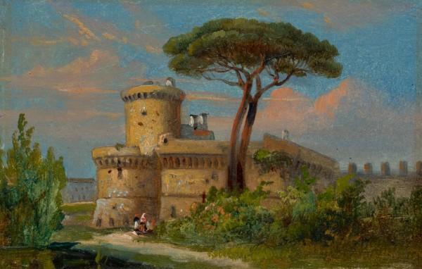 Kastell in Ostia