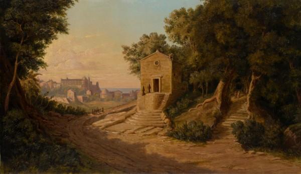 Cappella Piccola bei Giarre am Etna