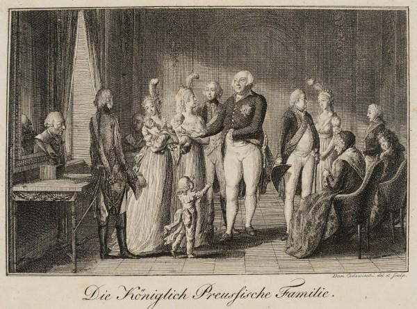 Die Königlich Preussische Familie