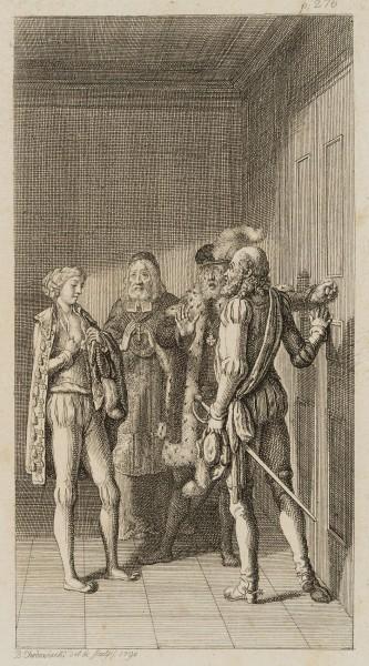Floribelle in männlicher Verkleidung