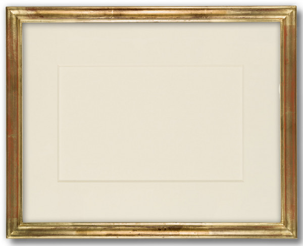 Rahmen, handgefertigt, 39 x 49