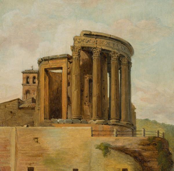 Tempel der Vesta in Tivoli