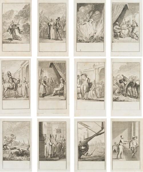 Illustrationen zur Geschichte der Kreuzzüge
