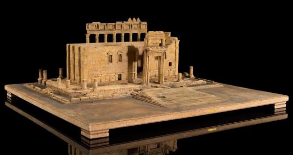 Bel-Tempel in Palmyra